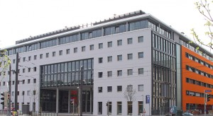 WEB.DE Gebäude